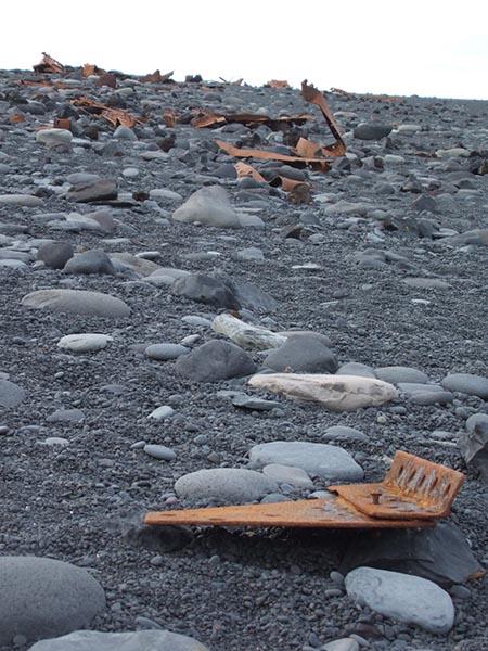 Island: Küste bei Dritvik