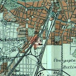 Spitzkehre mit Kolonnenstraße