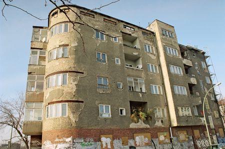 Berlin, Ostkreuz: Revaler Str./Matkowskystr.