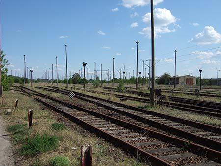 Rangierbahnhof Schöneweide
