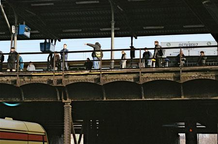 Ostkreuz, Bahnsteig F