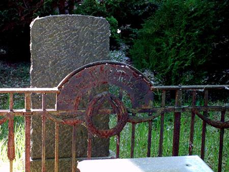 Friedhof Stralau: Tübbeckegrab