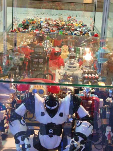 Museum für Kommunikation -- Roboter