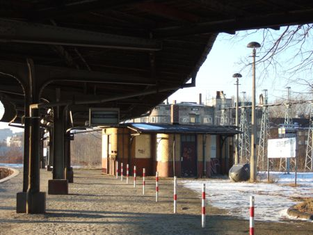 Ostkreuz, Bahnsteig A