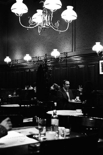 Wien, Café Sperl
