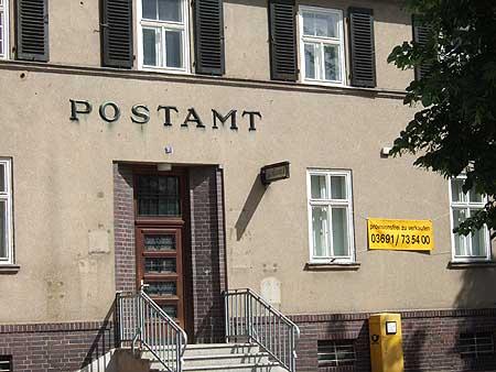 Postamt provisionsfrei zu verkaufen