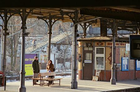 Ostkreuz, Bahnsteig E
