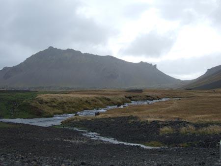 Island: Snæfellsness