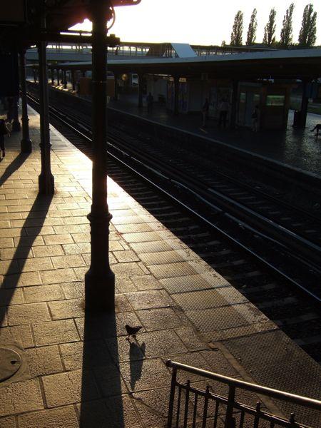 Ostkreuz Bahnsteig E