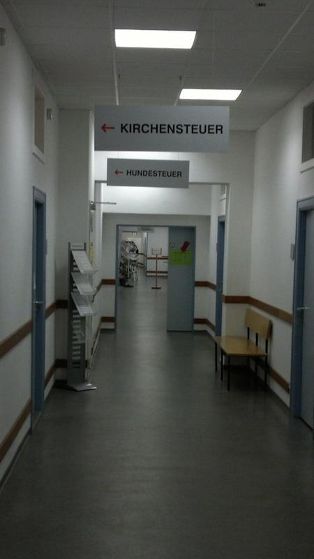 Finanzamt Friedrichshain-Kreuzberg am Mehringdamm